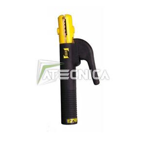 Porte électrode ESAB CONFORT 200A pour soudage mma avec revêtement ignifuge