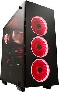 CUSTOM Built Gaming PC i7-8700K / 32GB DDR4/ 2TB SSD/ 250GB M.2/ GeForce GTX1080