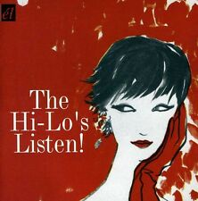 The Hi-Lo's - Listen [New CD] Asia - Import
