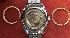 Custom Movement Holder Spacer Ring: Jumbo 844 Monnin 980.006 Tag Heuer 1000 Pro