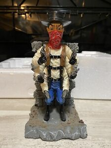 1990 Series II Puppet Master — Six Shooter — Limited Edition Resin Statue