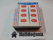 1982 Concentration 25th Edition Board Game Player 2 Cardboard Prize Rack Only