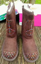 New (Other) Never Worn Skechers Keepsakes Twinkle Toes Girls Boots Size 3