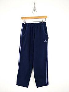 Vintage Adidas Sweatpants Women Small Blue Purple 90s