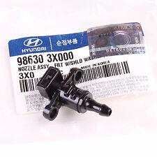 Genuine OEM Hyundai Windshield Washer Nozzle 98630-3X000 Elantra 2011-14 QTY=1PC