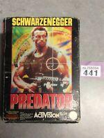 Nintendo Nes Predator Schwarzenegger