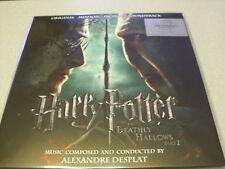 OST - Harry Potter (Part 2) - 2LP audiophile 180g Vinyl / Alexandre Desplat