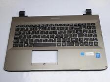 Medion akoya s6212t carcasa opaca incl. teclado inglés 30b800-ft1211 #3889