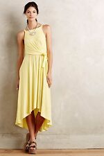 NEW Anthropologie Salsola Dress by Maeve, S, M, L, LP, XL, Black/Yellow