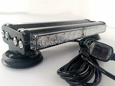 DOUBLE SIDE 72 LED RECOVERY LIGHT BARS BEACON TRUCK WARNING STROBE LIGHTS YELLOW