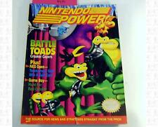 Nintendo Power Magazine Back Issue June 1991 Battle Toads