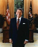 Ronald Reagan Official Presidential Glossy 8 x 10 Republican Photo Picture
