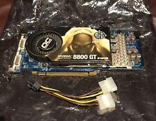 BFG Tech nVidia GeForce 8800GT 512MB PCI-Express VGA BFGE88512GTOCE CLEARANCE