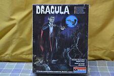 Dracula Model Assembly Kit 1/8 Scale Monogram Factory Sealed 1991