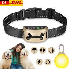Antibell Halsband Hunde Wasserdicht Halsband Erziehungshalsband Ferntrainer DE