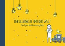 Mein Enkelkind-Fotoalbum: Opa-Enkel-Erinnerungsbuch (Geschenk, Weihnachten) NEU
