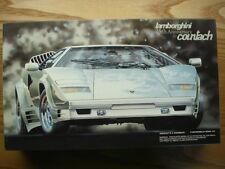 Fujimi 1/24 Scale Lamborghini 25th Anniversary Countach Model Kit - New - 12411
