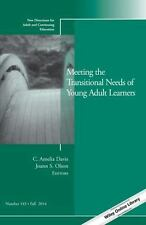 Meeting the Transitional Needs of Young Adult Learners, Ace 143 by Ace (2014,...