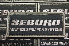 Seburo Advanced Weapons Systems Patch Masamune Shirow Ghost in the shell