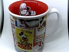 Retro Mickey Mouse Mug