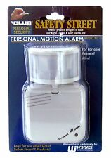 Personal Motion Alarm (new in pack)