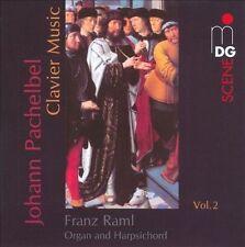Pachelbel: Clavier Music 2, New Music
