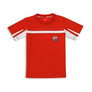 Original Ducati Corse ´14 T-Shirt short Sleeve Red New