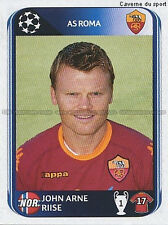 N°298 RIISE # NORWAY AS.ROMA UEFA CHAMPIONS LEAGUE 2011 STICKER PANINI