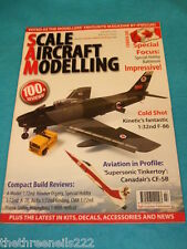 SCALE AIRCRAFT MODELLING - CANADAIR CF-5B - JULY 2010