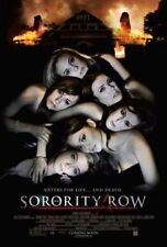 SORORITY ROW - 2009 - Original D/S 27x40 movie poster - RUMER WILLIS, LEAH PIPES