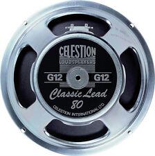 "CELESTION Classic Lead 80 12"" Guitar Loudspeaker - 8 OHM"