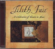 Lilith fair - PAULA COLE INDIGO GIRLS LISA LOEB LHASA SUZANNE VEGA 2 CD 1998 NM
