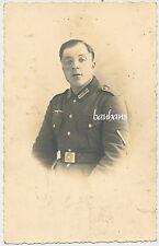Portrait Soldat-Gefreiter -Wehrmacht  (D15)
