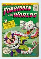 Forbidden Worlds #131 October 1965 VG Classic Cover!