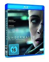 UNDERWATER - Kristen Stewart, Vincent Cassel, William Eubank NEW BLURAY REGION B