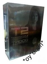 1:6 HOT TOYS MMS125 TERMINATOR T2 T-1000 IN SARAH CONNOR DISGUISE EXCLU. FIGURE