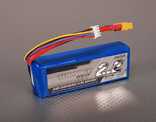Turnigy LiPo Battery 2200mAh 3S 11.1v 40C - 50C XT60 RC Flight Pack