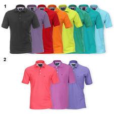 CASAMODA Poloshirt für Herren 100% Baumwolle, versch. Farben, Gr. 48 – 64 NEU