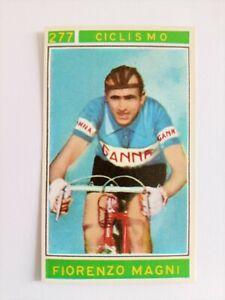 Sticker #277 :Magni - CAMPIONI DELLO SPORT 1967-68 - Panini (Italy) - MINT