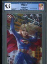 Supergirl #33 (2019) CGC 9.8 WHITE RECALLED Derrick Chew variant
