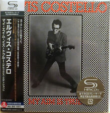 ELVIS COSTELLO, MY AIM IS TRUE, AUTH 2 x SHM-CD ED, JAPAN 2008, UICY-93535/6
