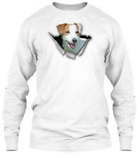 Parson Russell Terrier - Mb Classic Long Sleeve T-Shirt - 100% Cotton