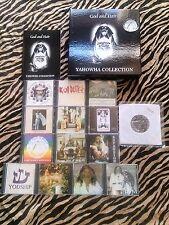 "Yahowha God And Hair Collection Japan 13 CD Box w/obi w/7"" inch vinyl Ya Ho Wha"