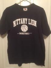Penn State Nittany Lions Basketball Size Medium Nike Team T-Shirt