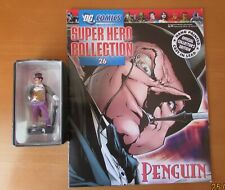 Eaglemoss DC Super Hero Collection #6 Penguin Batman