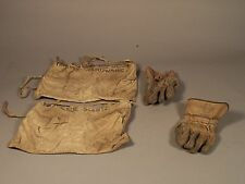 Vintage Tool Aprons and Gloves Circa 1950's
