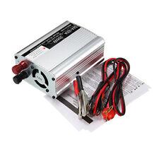 Solar Power Inverter 300W 12V DC To 230V AC Modified Sine Wave Converter Silver