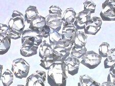 5-8 mm Genuine Jewelry A - AAA+ Grade NY Herkimer Diamond Crystals 1 Gram Z52