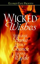 Wicked Wishes by Burke, Stephanie Paperback Book The Cheap Fast Free Post
