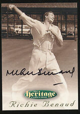 1996 Futera Richie Benaud Signature Heritage Collection Cricket Card no. 26